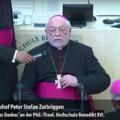 Kiosztotta az osztrák pápai nuncius a bajor tartományi döntés miatt tiltakozó német püspököket