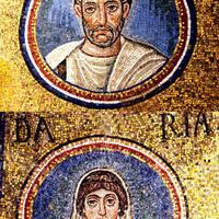 Október 25. Szent Krizantus és Dária vértanúk