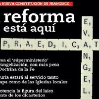 Új egyház épül - íme az első hírek a Kúria reformjáról