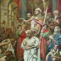 Október 1. Szent Remig püspök és hitvalló