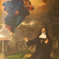 Október 17. Alacoque Szent Mária Margit szűz