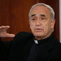 Brazil püspök: