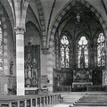 Egy németországi katolikus templom képekben