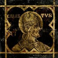 2017. október 14. I. Szent Kalixtus pápa és vértanú (+222)
