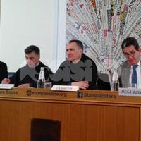 A Béke Lámpása díjat adományozza Angela Merkelnek a minorita ferences Assisi Szent Konvent