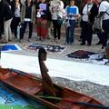 """""""Keresztutat"""" járt Rómában a pán-amazóniai szinódus résztvevőinek egy csoportja"""