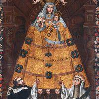 Október 7. Olvasós Boldogasszony (Festum Beatae Mariae Virginis a Rosario)