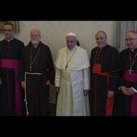 Megtörtént a tisztázó megbeszélés az amerikai püspöki kar elnöke és Ferenc pápa között