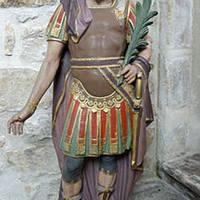 Szeptember 9. Szent Gorgonius vértanú (+304.)