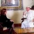 Ferenc pápa keddi nyilatkozata Viganò érsek vallomásáról