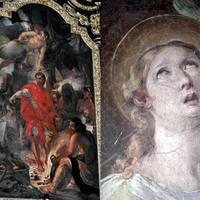 Augusztus 11. Szent Tiburcius (Tibor) és Zsuzsanna szűz vértanúk