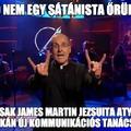 James Martin lelki békéje