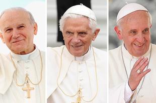 Miért nem eretnek a pápa?