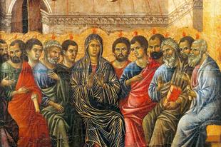 2018. május 19. Pünkösd vigíliája (szigorú böjt)