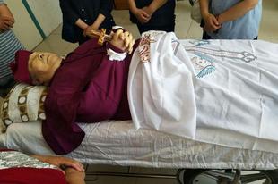 Holtában sem hagyják nyugodni Tianjin püspökét