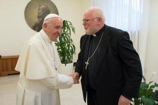 Ferenc pápa hagyta jóvá a német interkommúnió-dokumentum publikálását