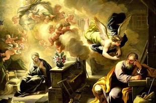 2018. március 19. Szent József, a Boldogságos Szűz Mária jegyese