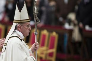 Nemet mondott Ferenc pápa a német püspöki kar interkommúnió-tervezetére