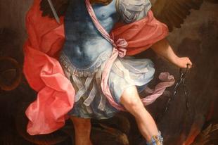 Szeptember 29. Szent Mihály arkangyal ünnepe (Dedicatio Sancti Michaelis Archangeli)