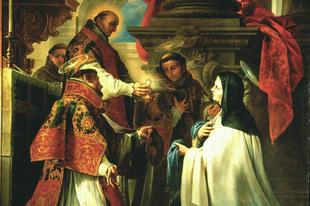 Október 19. Alcantarai Szent Péter hitvalló