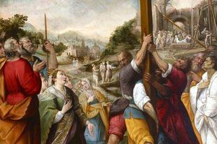 Augusztus 18. Szent Ilona császárné, özvegy