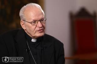 Erdő Péter bíboros úr állásfoglalása az újraházasodottak áldozásáról
