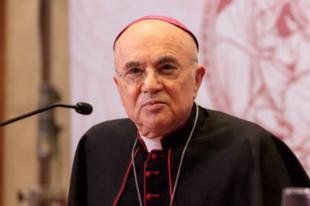 """""""Minden nap imádkozok Ferenc pápáért"""" - Viganò érsek válasza a Püspöki Kongregáció prefektusának (teljes szöveg)"""