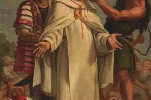 Augusztus 31. Nonnatus (Születetlen) Szent Rajmond hitvalló