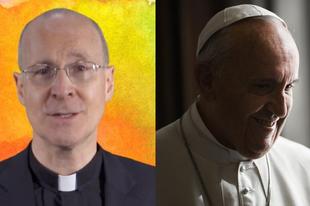 """James Martin S.J.: Ferenc pápa """"melegbarát"""" személyeket emel vezető egyházi pozíciókba"""
