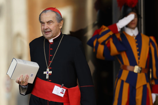 Elhunyt Carlo Caffarra, a dubia bíborosok egyike