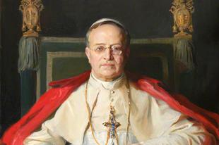 XI. Piusz pápa a papi nőtlenségről