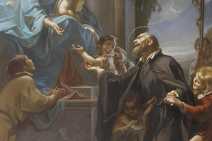Július 20. Emiliáni Szent Jeromos hitvalló