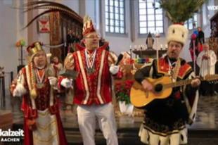 """""""Bolondmisét"""" celebráltak a németországi Aachen egyházmegyében"""