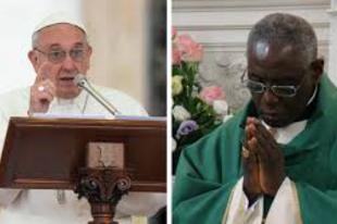 Sarah bíborosnak szemrehányást téve a pápa ellentmond saját magának - írja a Catholic Culture