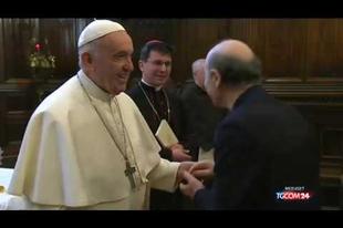 Alázattal viselni egy hivatalt. Gondolatok Ferenc pápa példája nyomán (VIDEÓ)