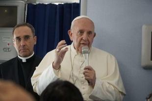 A Katekizmus megváltoztatásának újabb javaslata Ferenc pápától