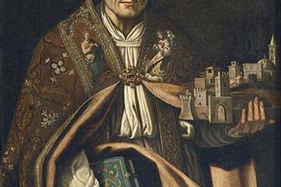 Május 19. Celesztin Szent Péter pápa és hitvalló
