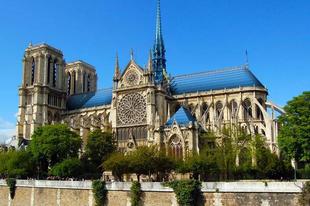 Óceáni műanyagszemétből épülhet újjá a Notre-Dame teteje