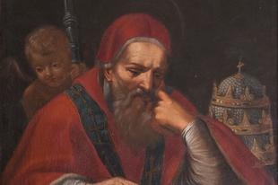 Április 11. I. Nagy Szent Leó pápa, hitvalló és egyháztanító