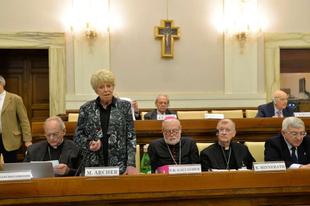 """Vatikáni akadémia elnöknője: a nemzeti politika idejétmúlt és """"rettenetes"""", a Vatikán a nemzetközi szervezetekre fókuszál"""