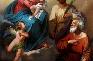 Október 28. Szent Simon és Júdás apostolok
