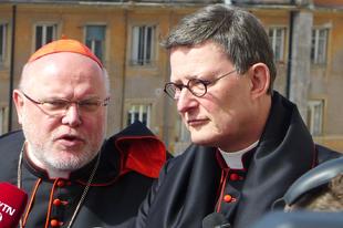 Titkos marad a német püspökök interkommúnió-tervét elutasító szentszéki határozat?