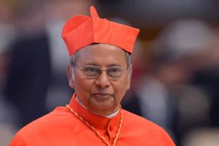 Üdvözli a halálbüntetés visszaállítását a Srí Lanka-i Ranjith bíboros