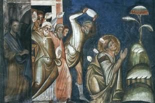 2017. december 26. Karácsony második napja - Szent István szerpap, első vértanú