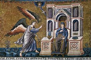 2018. március 24. Szent Gábor arkangyal