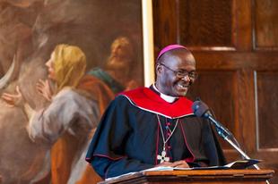 Zambiai érsek: Nem az újraházasodott elváltak áldoztatására!