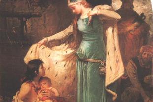 November 19. Magyarhoni Szent Erzsébet özvegy