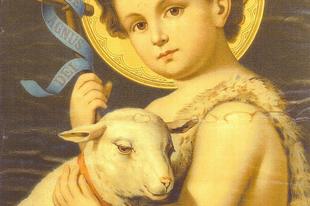 Június 24. Keresztelő Szent János születése