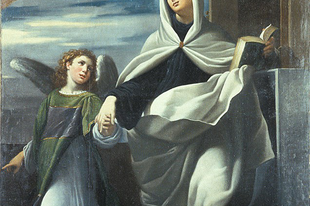 Március 9. Római Szent Franciska özvegy