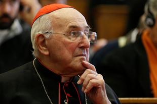 """Brandmüller bíboros: """"Van az Egyházban még bármiféle irány?"""""""
